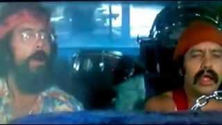 Cheech and Chong Car Scene
