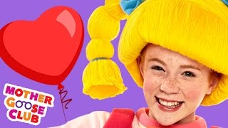 Valentine's Day | Today Is the Day for Valentines | Mother Goose Club Songs for Children thumbnail