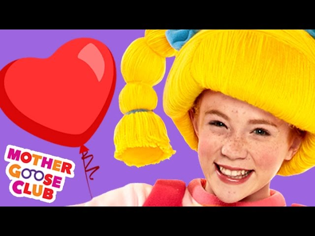 Valentine's Day | Today Is the Day for Valentines | Mother Goose Club Songs for Children