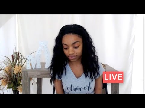 LIVE CHAT With Melecia! Streamed ON 04/07/2018