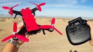 MJX RC Bugs 8 Pro Drone Sport Flying Flight Test Review