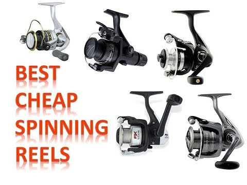 Best Cheap Spinning Reels In (2018)
