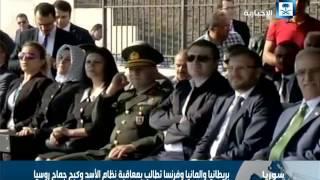 مجلس الأمن يلوح بفرض عقوبات ضد الأسد وسط ترقب للفيتو الروسي