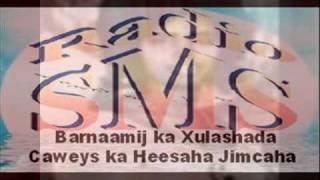 Barnaamish ka Xulashada Caweyska Radio-SMS 12/03/2010