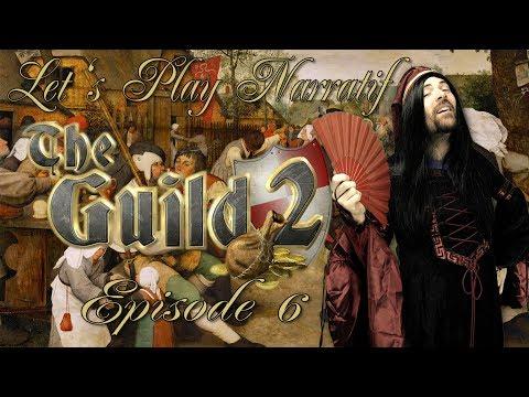 (LP Narratif) The Guild 2 - Episode 6 - Quête de Respectabilité