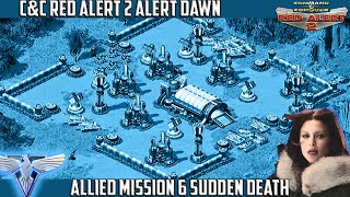 C&C RED ALERT 2 Yuri's Revenge Alert Dawn - The most unfair mission ever ( ͡ಠ ʖ̯ ͡ಠ)
