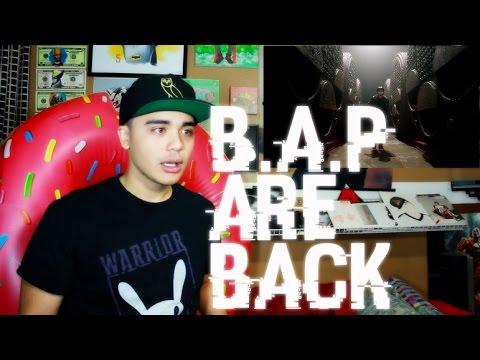 B.A.P - Young, Wild & Free MV Reaction [B.A.P Young, Wild & Free Reaction Awards]