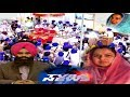 Why Bibi Kiranjot Kaur was interupted during her address at SGPC general house anual meeting ?