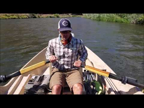 Drift Boat And Raft Rowing Tips