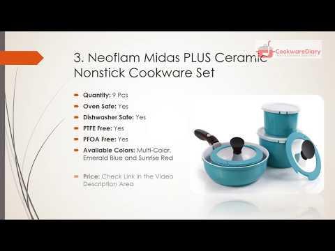 Best Ceramic Nonstick Cookware Review