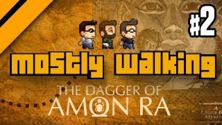 Mostly Walking - Laura Bow 2: The Dagger of Amon Ra - P2