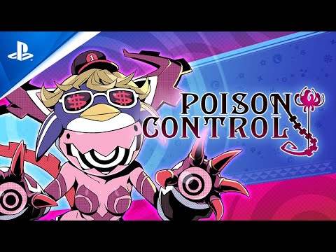 Poison Control - Gameplay Trailer | PS4