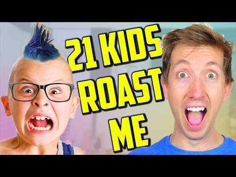 21 Viewers ROAST Me (Diss Track)
