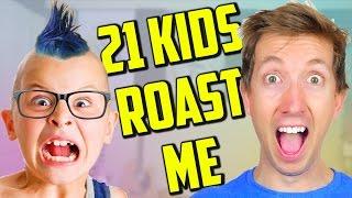 21 Kids ROAST Me (Diss Track) thumbnail