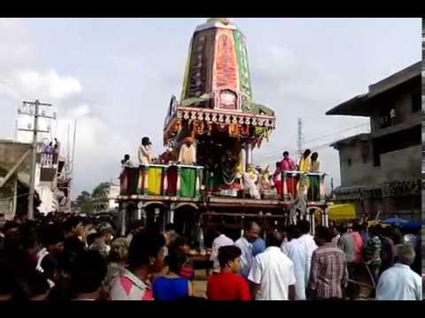 Rath Yatra At Umerkote In 2016 Youtube