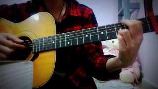 Mình yêu nhau đi (cover guitar by Trang windy)