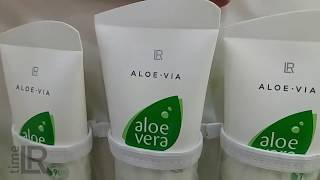 Video Первые впечатления Aloe VIA НАБОР Лучшее от LR download MP3, 3GP, MP4, WEBM, AVI, FLV Juli 2018
