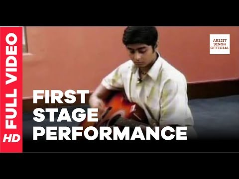 Arijit Singh Live Performance | Young Arijit Singh First Stage Show | Arijit Singh Songs | 2018 |