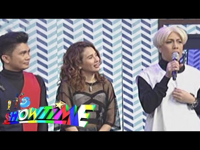 It's Showtime: Vice realizes something after Team Vhong's performance