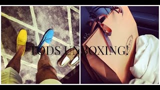 Luxury Unboxing | Tods Gommino Driving Shoes
