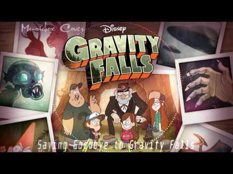[Music box Cover] Gravity Falls - Saying Goodbye