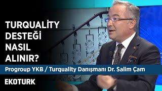 Gambar cover Türk Markalarına Turquality Teşvikleri | Dr. Salim Çam