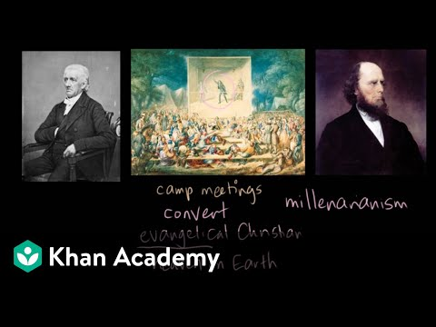 The Second Great Awakening - part 1