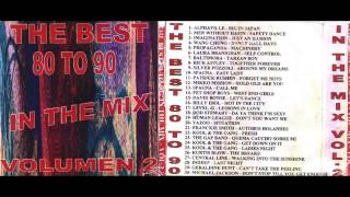 The best 80's to 90's - In The Mix (Non-Stop Megamix)