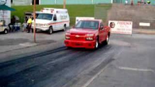 Chevy Colorado Drag Truck