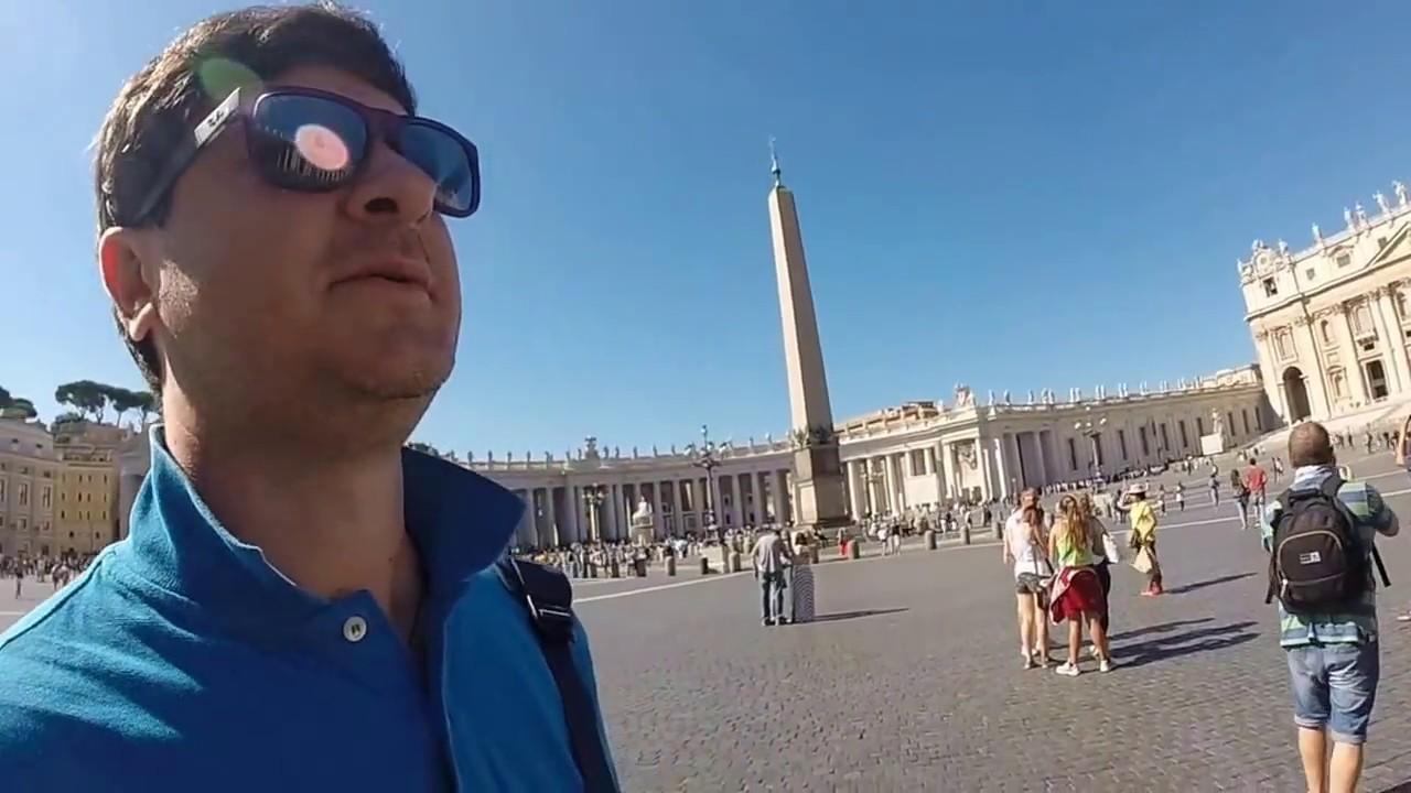 Рим день 3 Ватикан - რომი დღე 3 - ვატიკანი