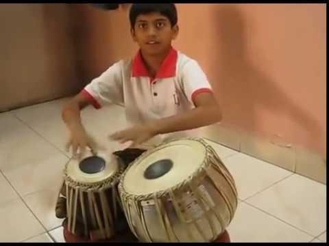 "Swanand Karandikar`s "" Musical Journey from age Eight to Eighteen as Tabla, Dholki Artist"