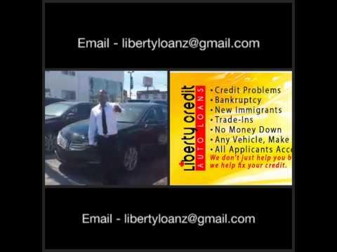 Liberty Credit Auto Loans