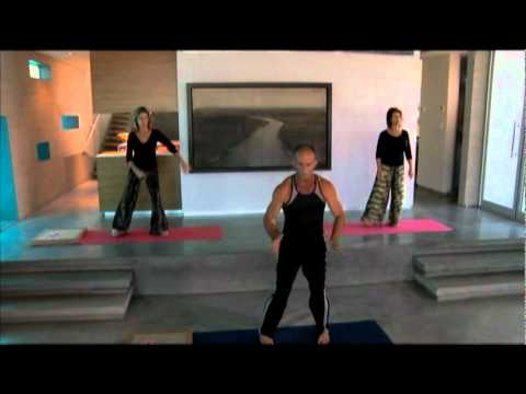 Scott Cole - Yoga Tai Chi promotional clip from DVD