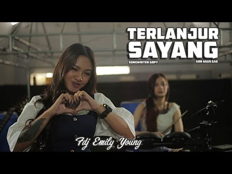 FDJ Emily Young - TERLANJUR SAYANG (Official Music Video) | Reggae