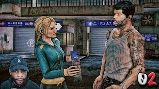 """Sleeping Dogs"" Gameplay Walkthrough Part 2 - OUHH SHE WANTS ME!"