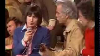 Brassens & Serge Lama - ¨La Marcha Nupcial¨ (Subtitulado) -