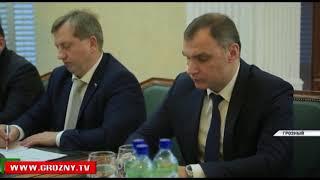 Хасан Хакимов встретился с Юрием Зайцевым