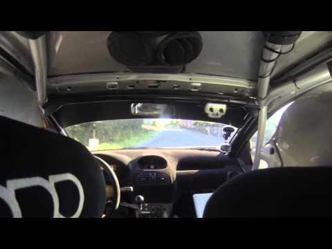 RS du Trèsfle 2015 ES4 CHERON ANDRE 206 Gr A Wilkin