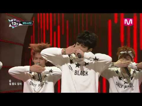 방탄소년단_BTS (N.O by N.O@Mcountdown 2013.10.3)