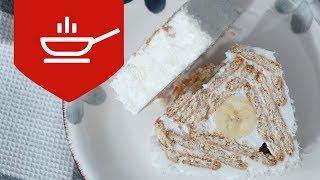 Çocukken Yaptığım Tariflerden Muzlu Pasta Tarifi | Yemek Tarifleri