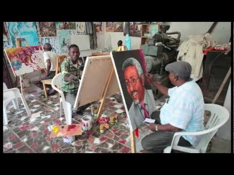 FOCUS ON SOMALIA: Peace Art -Ep.5