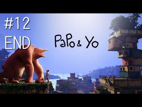 Papo & Yo - PC Game Walkthrough - Part 12 END |