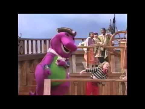 Sailing Medley Music Video From Barney's Imagination Island