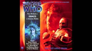 Doctor Who: Deimos and The Resurrection of Mars trailers - Big Finish Productions