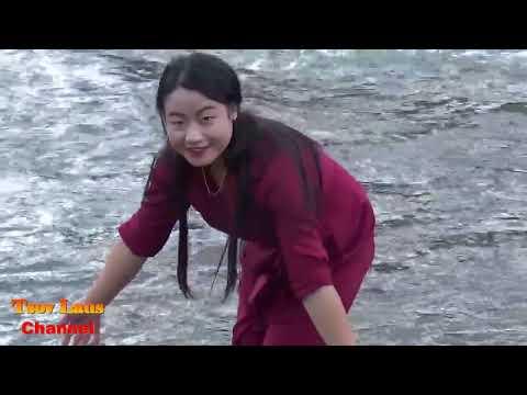 Nkauj Hmoob Toj Siab/ Beautiful Highland Girl In Laos 2018