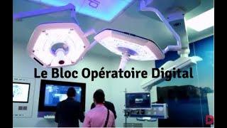 Le bloc opératoire vit sa Transformation Digitale !