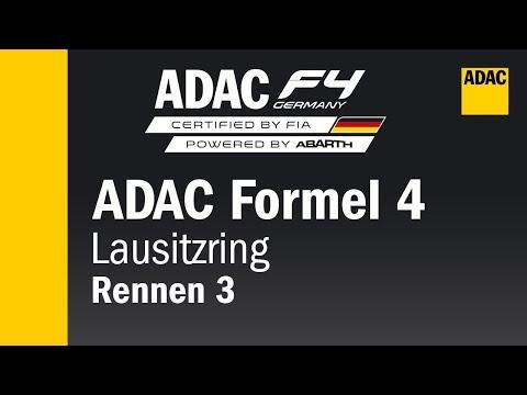 ADAC Formel 4 Lausitzring 2018 (DTM) Rennen 3 Re-Live