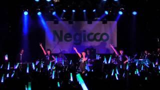 2015年1月24日(土)・25日(日)に恵比寿・LIQUIDROOMにてNegiccoがラ...