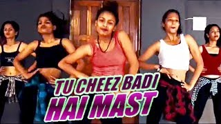 Tu Cheez Badi Hai Mast Mast | Team Yo Highness | University Of Dance