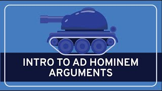 Critical Thinking Fundamentals: Introduction to Ad Hominem Fallacies Thumbnail